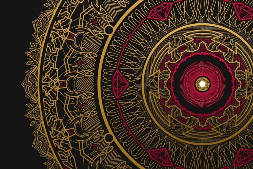 download mandala wallpaper 1920x1080
