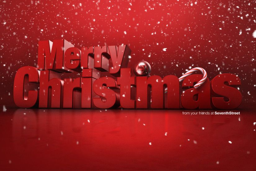 Merry Christmas 1920x1080 Wallpaper
