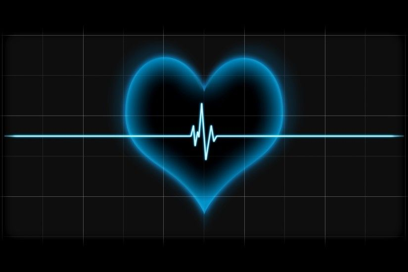 Images of Ekg Wallpaper Hd - #SC Heart Beat Picture Images - Human Anatomy  Image ...