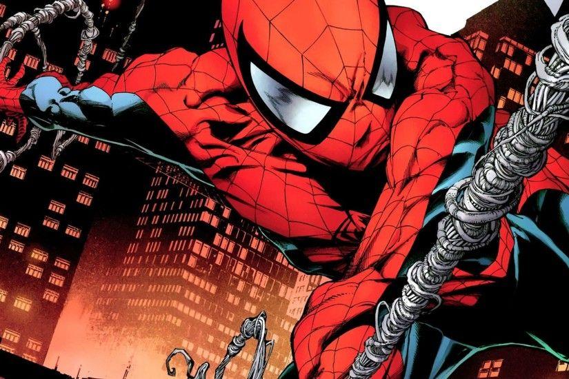 Spider Man Hd Wallpaper ①