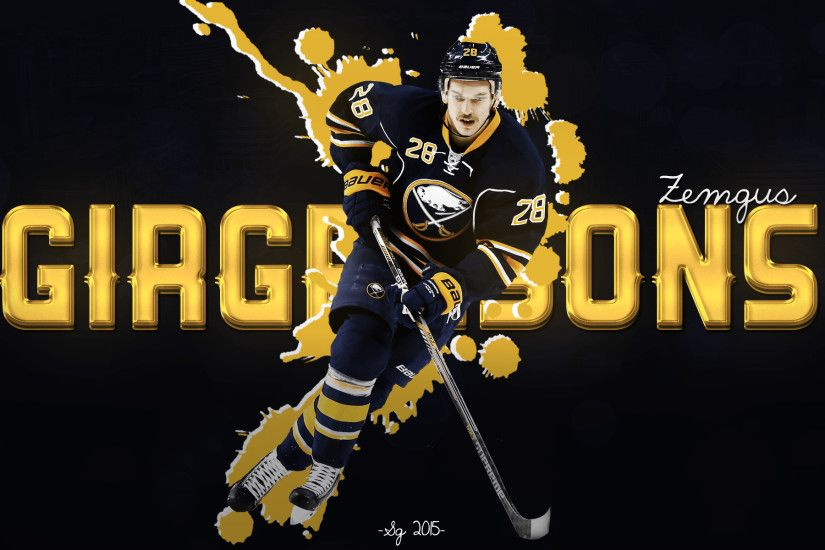 Zemgus Girgensons Buffalo Sabres Wallpaper By Sgrgfx Zemgus Girgensons Buffalo  Sabres Wallpaper By Sgrgfx