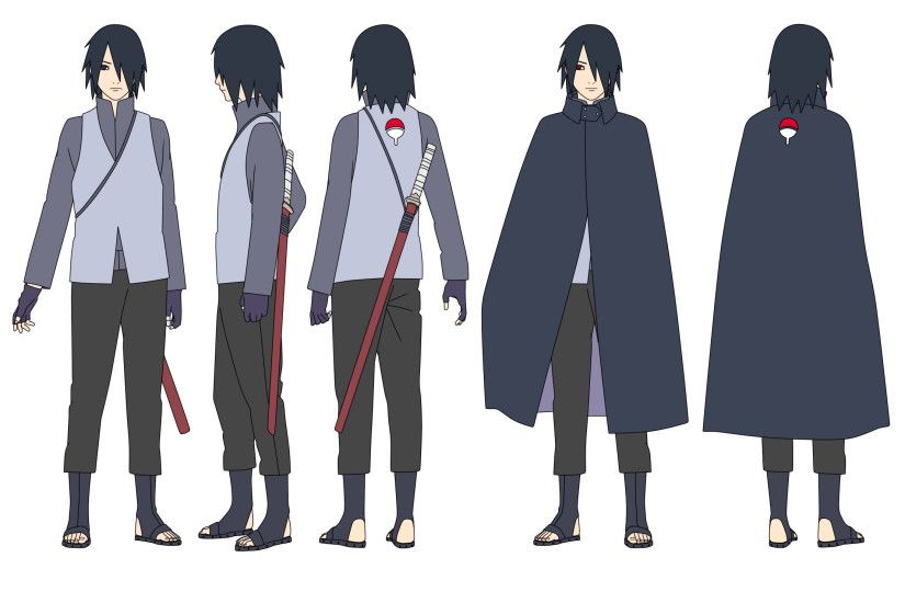 ... SunakiSabakuno Sasuke Uchiha (32 years) Color by SunakiSabakuno