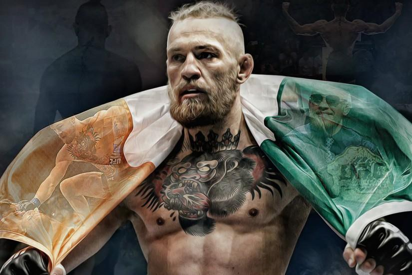 ... Conor McGregor Wallpapers HD ...