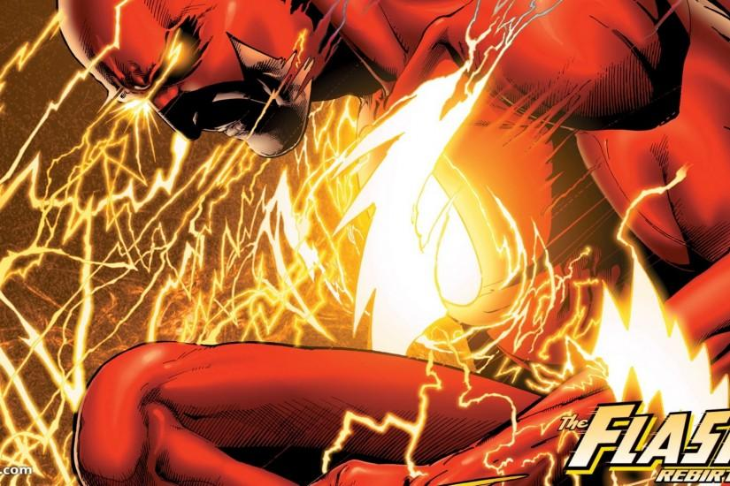 The Flash Gains Momentum
