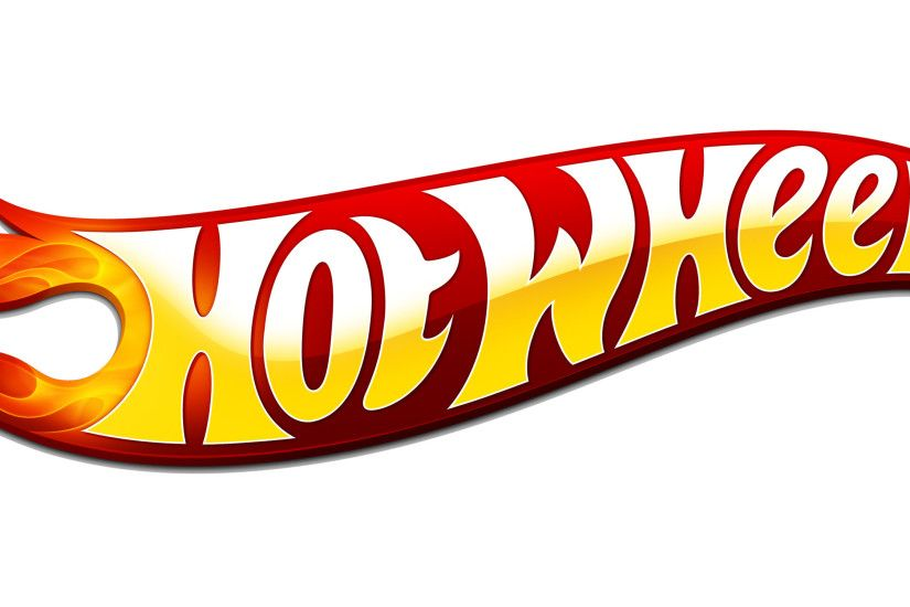 Hot Wheels Logo Wallpaper