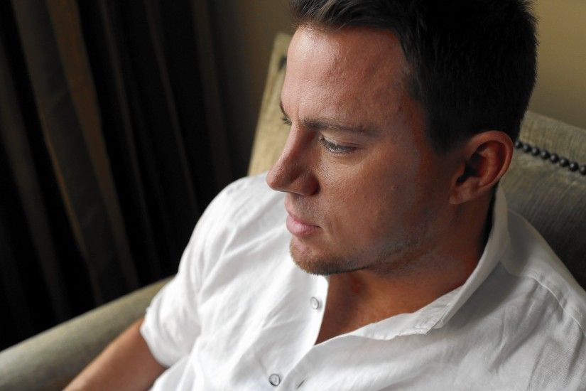 'Foxcatcher' star Channing Tatum still wrestling with his ambitions - LA  Times