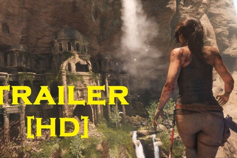 Tomb Raider Movie (2018) Official Trailer (HD) – MTHits