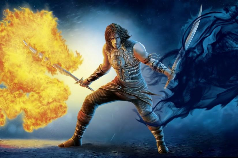 2 Prince Of Persia: The Shadow And The Flame HD Wallpapers | Backgrounds -  Wallpaper Abyss