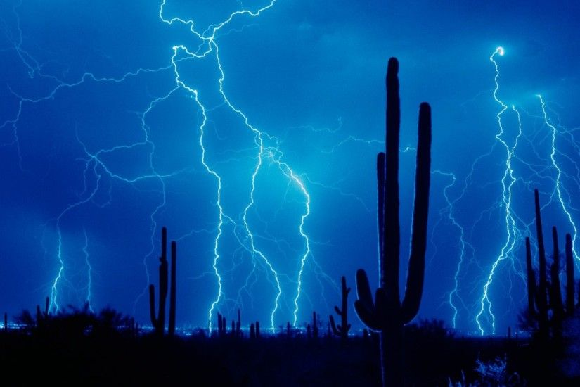Download Wallpaper 3840x2160 Lightning, Thunder-storm, Elements .