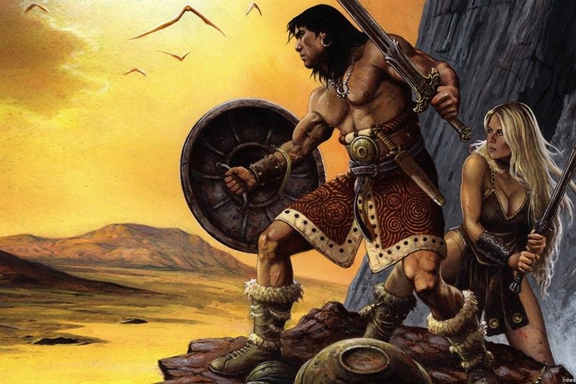 ... High Resolution Barbarian Wallpapers Widescreen, AH.58