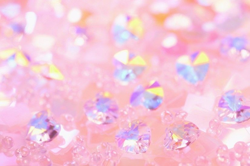 Images Pink Glitter Wallpaper HD.