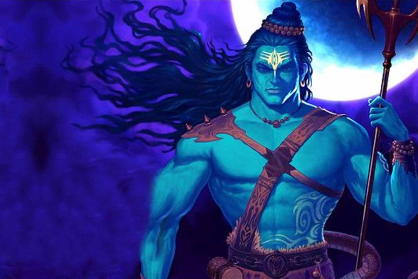 lord shiva 3d wallpapers #660731