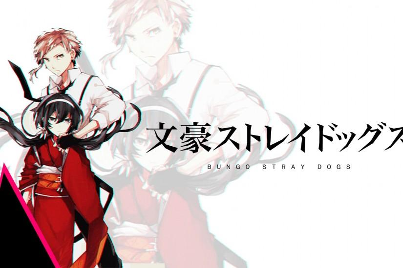 Anime Bungou Stray Dogs Wallpaper Background