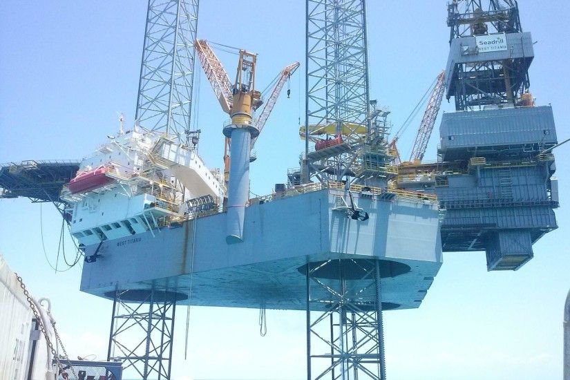 West Titania was Rig number 1