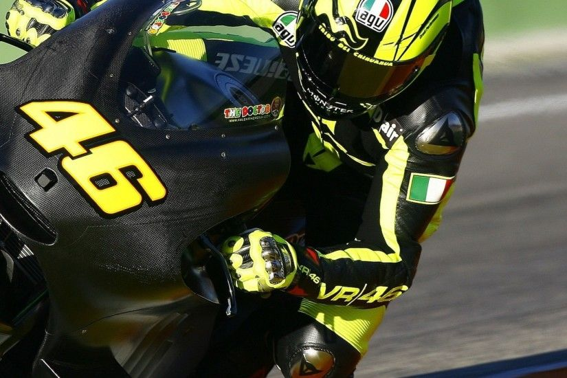 Preview wallpaper rider, motorcycle, motogp, valentino rossi, 2014 2048x2048
