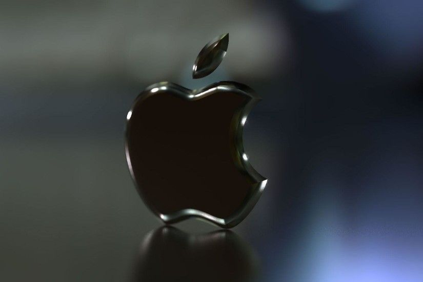 3d Apple Logo Best HD Wallpaper #1416 Wallpaper computer | best .