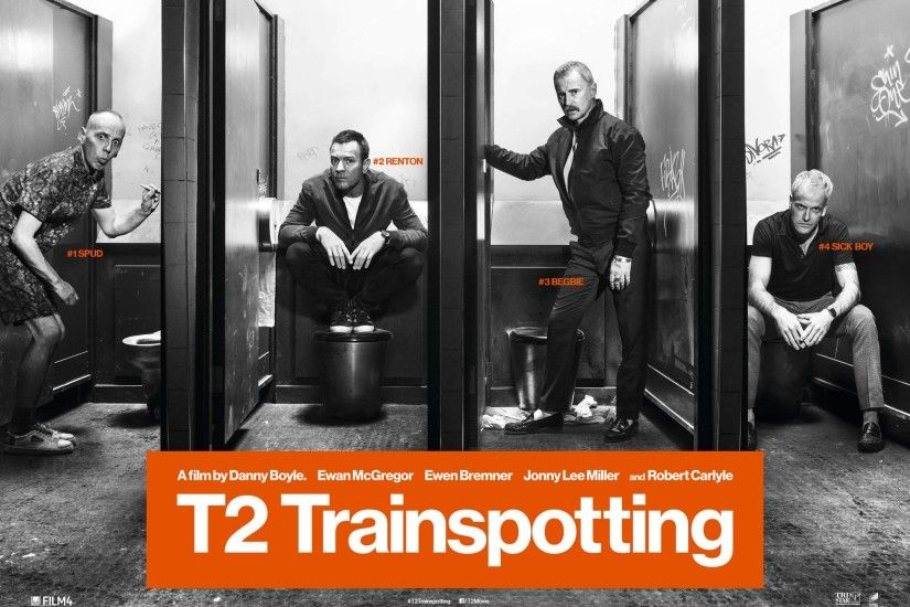 T2: Trainspotting (2017) HD Wallpaper From Gallsource.com