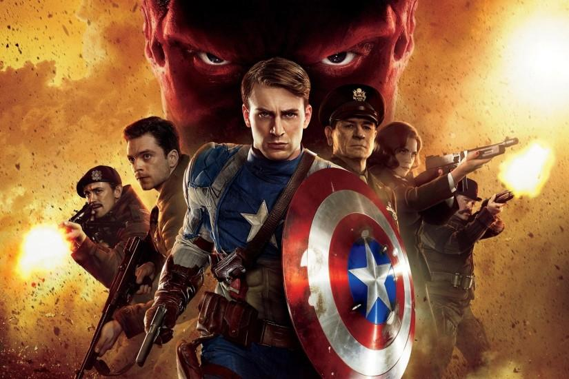 Captain America: The Winter Soldier widescreen