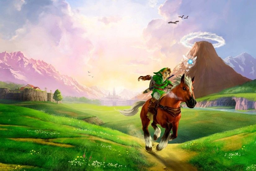 Wallpapers For > Legend Of Zelda Wallpaper 1920x1080