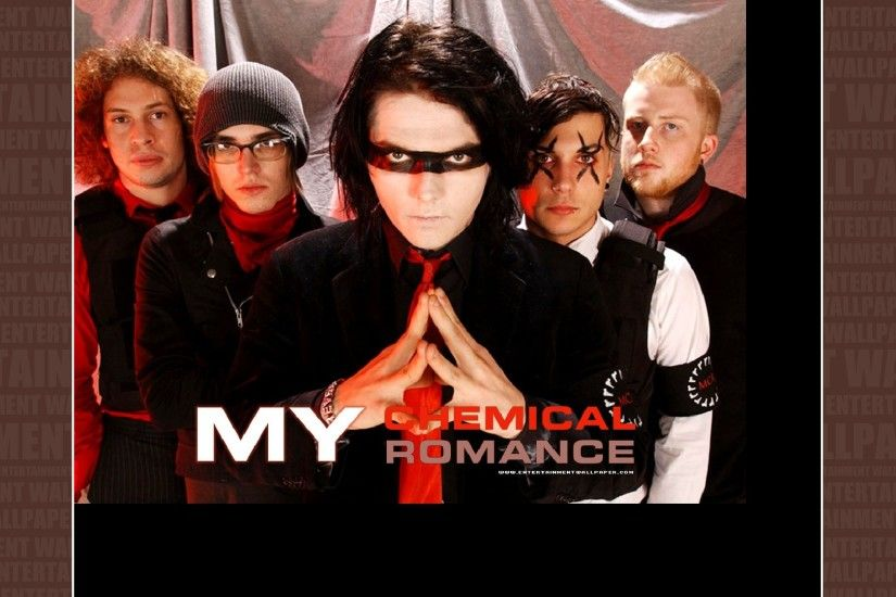 My Chemical Romance Wallpaper - Original size, download now.