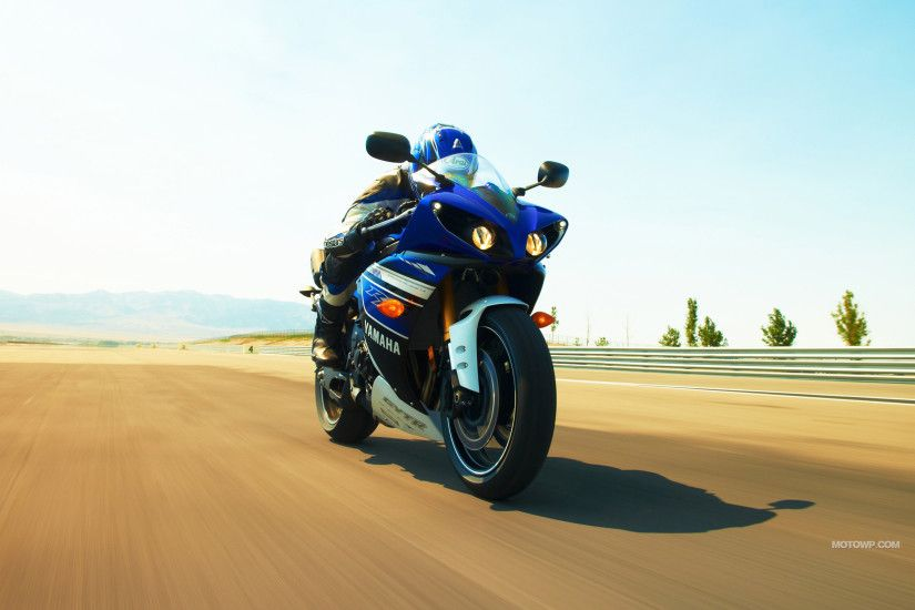 Motorcycles wallpapers Yamaha YZF-R1 - 2013