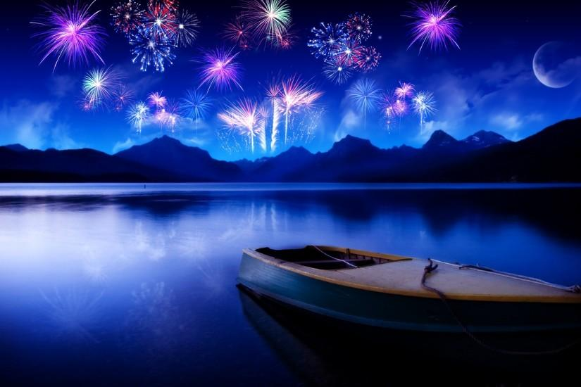 free download fireworks background 1920x1080 for ipad 2