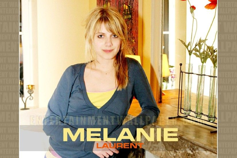 Melanie Laurent Wallpaper - Original size, download now.