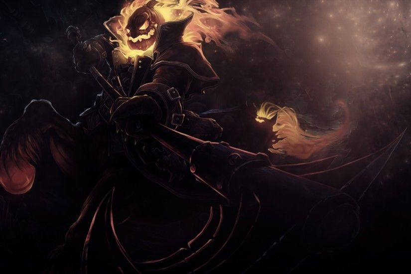 fantasy Art, Halloween, Hecarim Wallpapers HD / Desktop and Mobile  Backgrounds