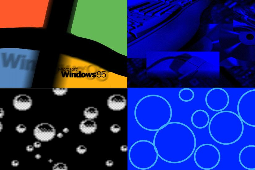 1920x1080 Windows 95 Wallpaper Pack by krichouxtech Windows 95 Wallpaper  Pack by krichouxtech