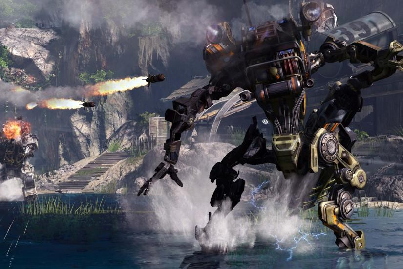 titanfall 2 wallpaper 3760x2160 for iphone