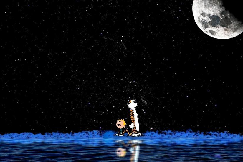 Calvin and Hobbes wallpaper ·① Download free HD ...