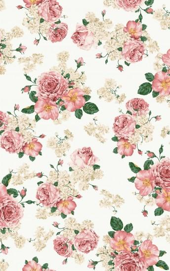 floral background tumblr 1200x1920 hd for mobile
