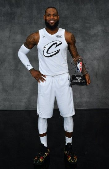 LeBron 2018 All Star MVP