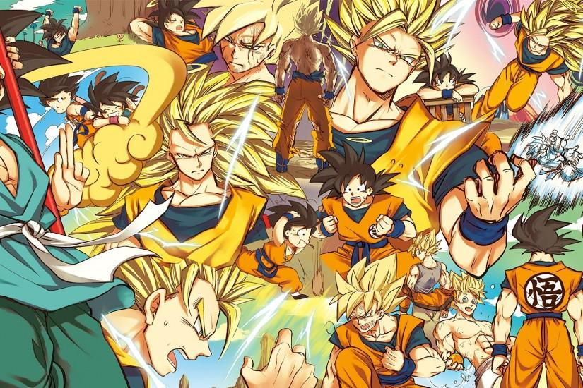 free download dragon ball z wallpaper 2700x1080