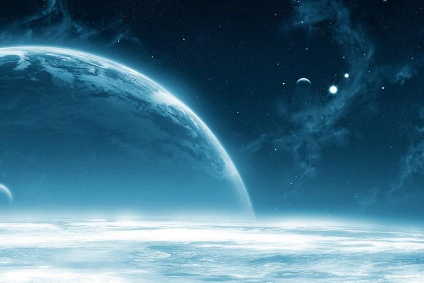 download free space background 1920x1080 x