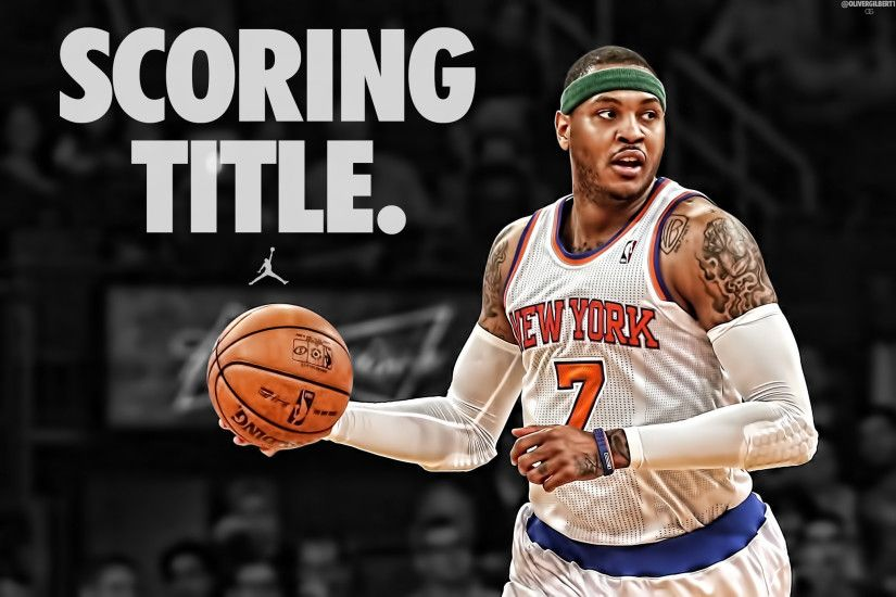 Carmelo Anthony Wallpapers.