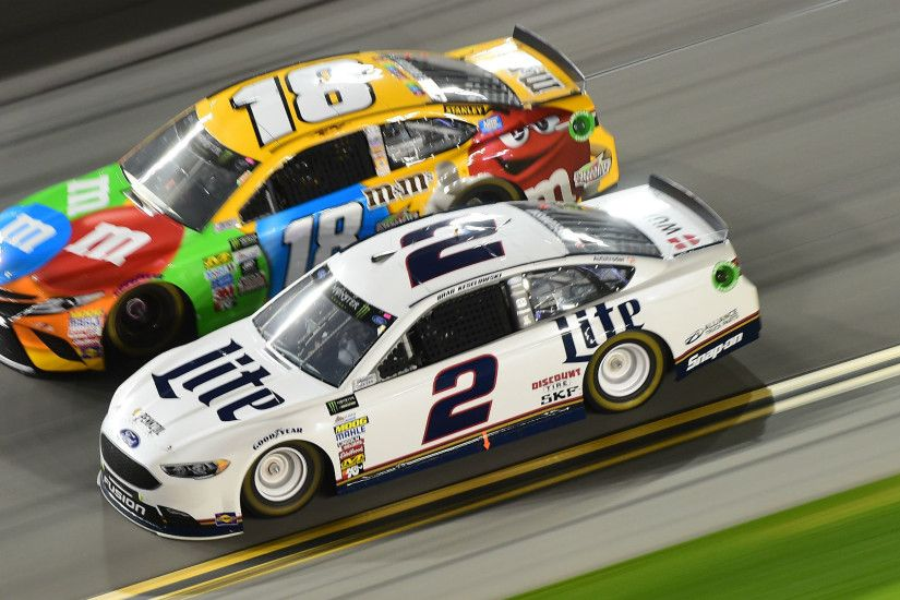 Kyle Busch, Brad Keselowski trade insults on Twitter | NASCAR | Sporting  News