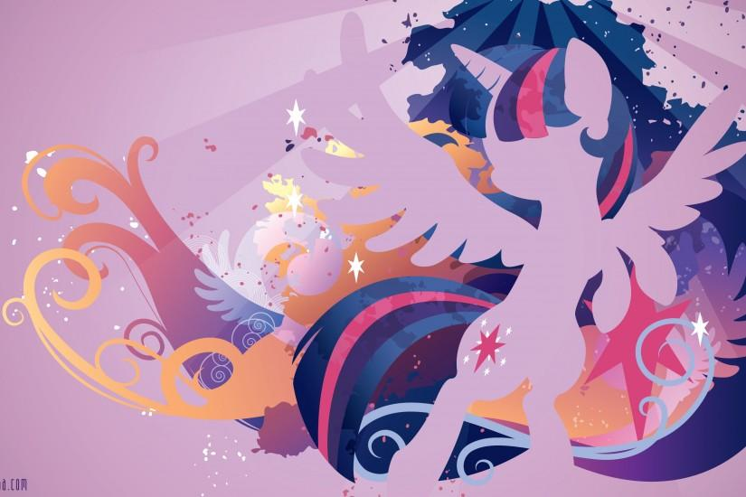My Little Pony Silhouette Background Dump