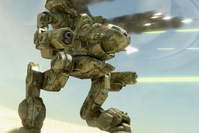 Timber Wolf - BattleTech wallpaper - Game wallpapers - #