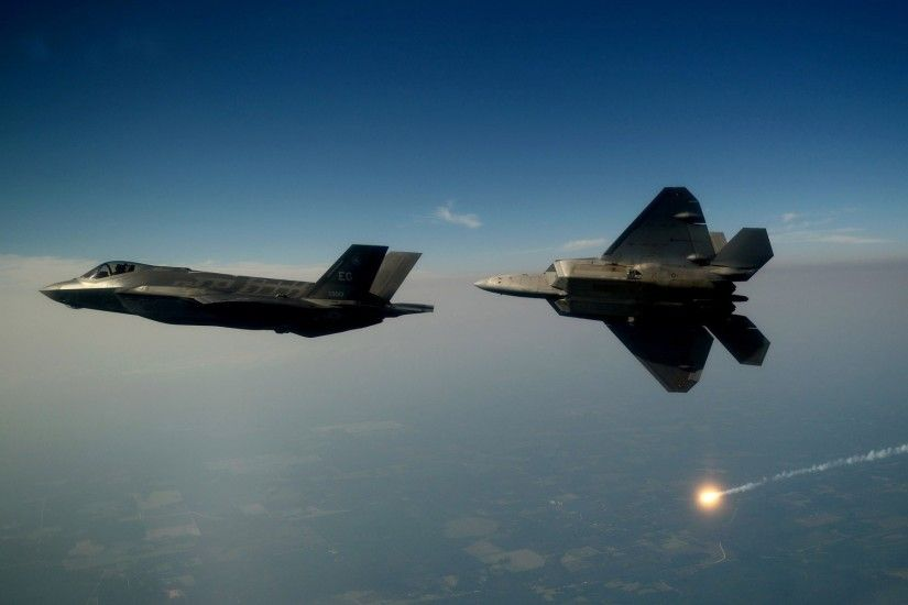 f-35 vs f-22 united states air force fifth-generation fighter inconspicuous