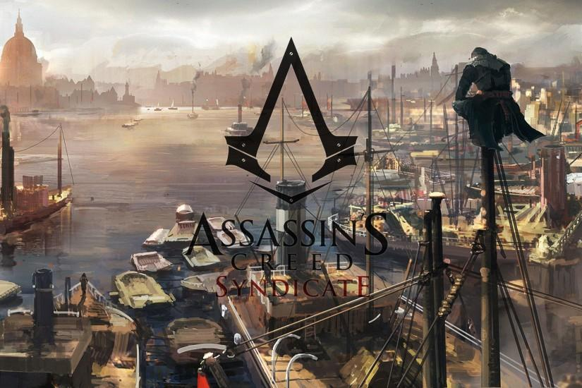 free assassins creed syndicate wallpaper 2560x1440