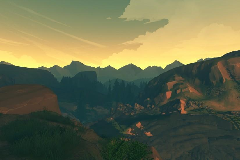 free download firewatch wallpaper 2560x1440 image
