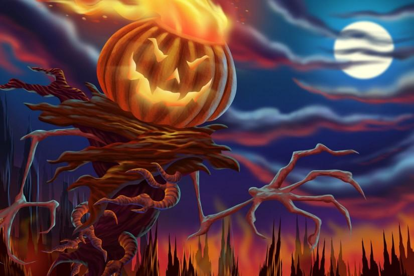 download halloween wallpapers 1920x1200 for 4k