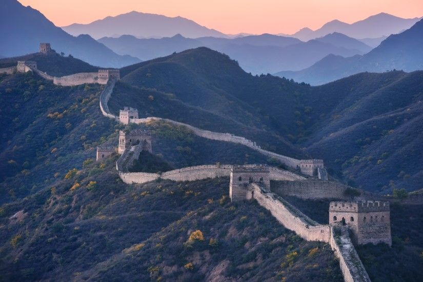Man Made - Great Wall of China Wallpaper