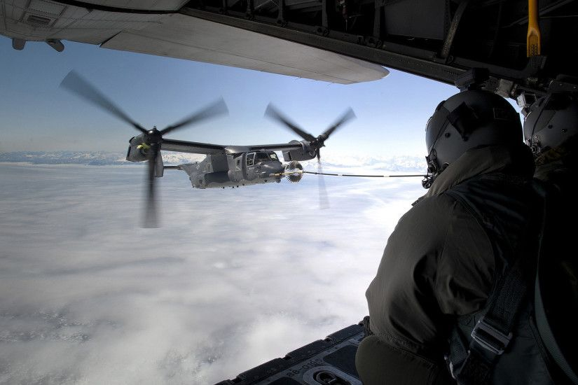 usaf cv 22 osprey wallpaper