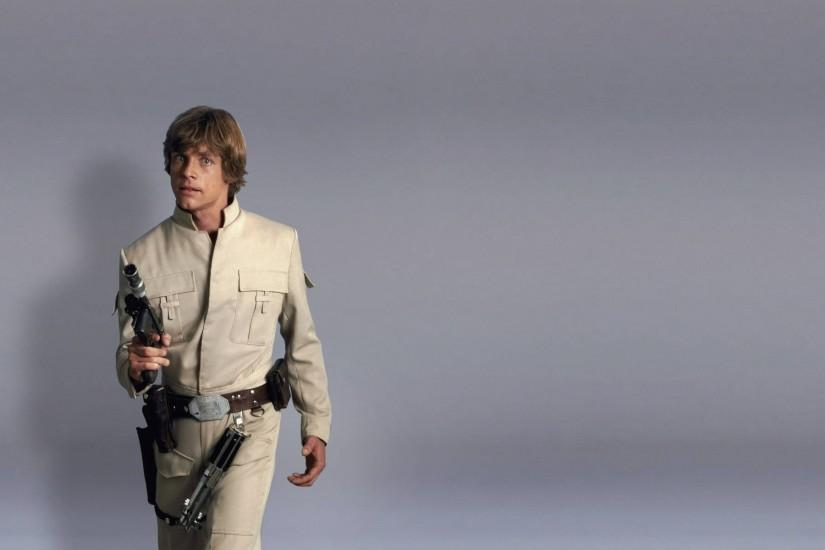 Pix For > Luke Skywalker Wallpaper