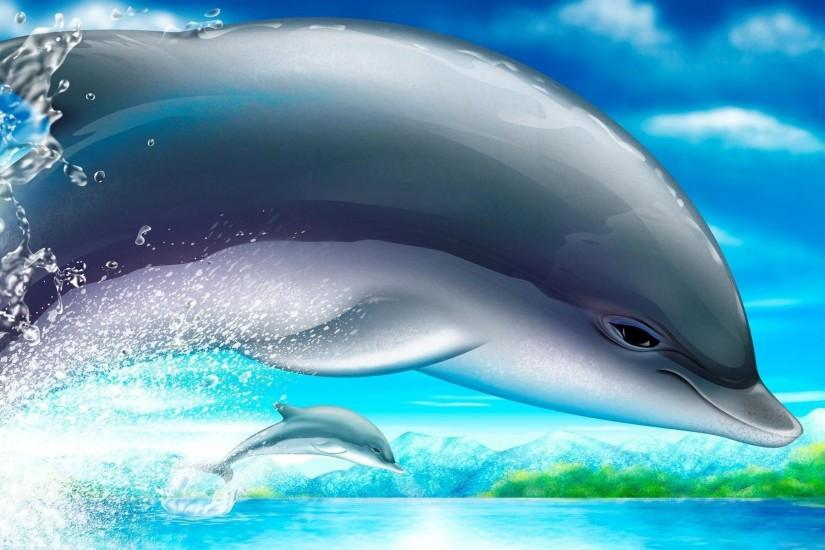 Dolphin Wallpapers - Full HD wallpaper search - page 5