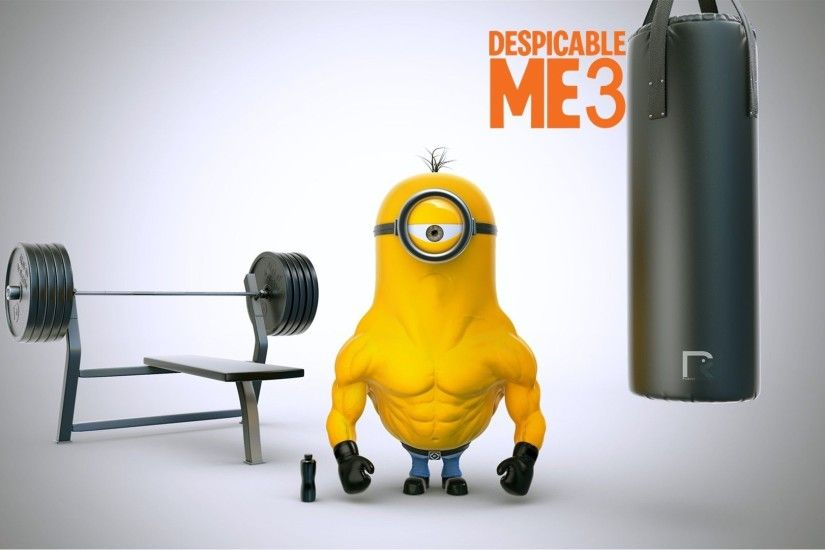 Despicable Me 3 Funny Wallpaper Wallpaper Despicable Me 3 Funny Wallpaper  Wallpaper