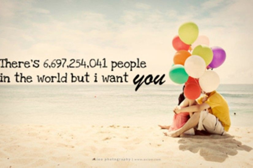 Cute Couple Wallpaper With Quotes High Definition For Widescreen Wallpaper