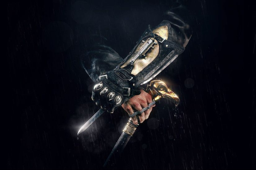 Assassin's Creed Syndicate Gets More Lovely Art Showing Characters and More  In Handy Wallpaper Form
